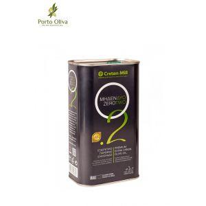 Масло оливковое Zero Two Cretan Olive Mill, 1л