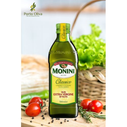 Масло оливковое Monini Classico Extra Virgin, 500мл