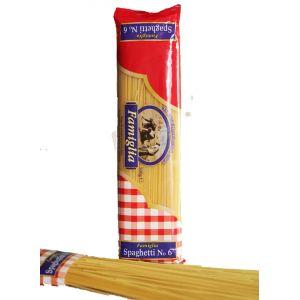 Макароны спагетти Famiglia Spaghetti №6, 500г
