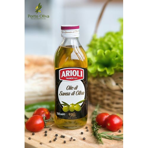 Масло оливковое ARIOLI Pomace olive oil, 500мл