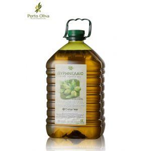 Масло оливковое рафинированное Cretan Olive Mill, 5л