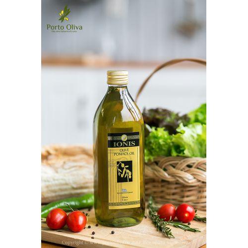 Масло оливковое IONIS Pomace olive oil, 1л