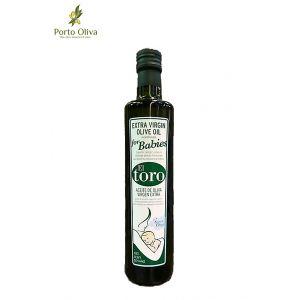 Масло оливковое для детей El Toro Baby Oil, 500мл