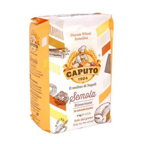 Мука из твердых сортов пшеницы Caputo Римачината, 1кг
