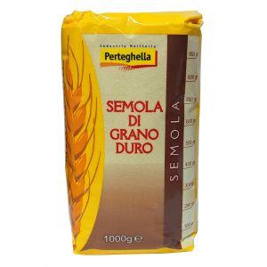 Мука из твердых сортов пшеницы Perteghella Семола, 1кг