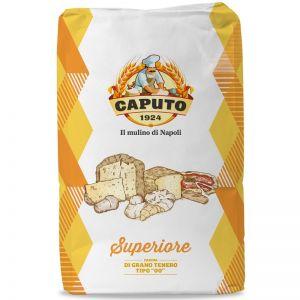 Мука из мягких сортов пшеницы Caputo тип 00 Супер, 25кг