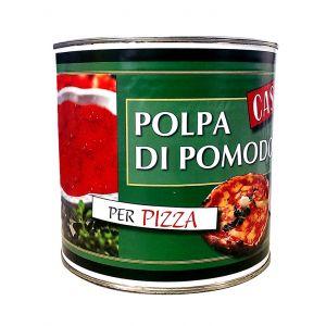 Помидоры протертые (томатная паста) для пиццы Casar, 2.5кг