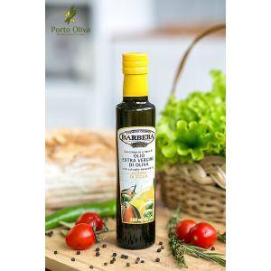 Оливковое масло с цитрусовыми Barbera, 250мл