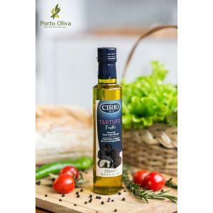 Оливковое масло с черным трюфелем Cirio, 250мл