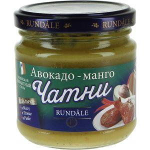Соус Чатни авокадо-манго Rundale, 200г