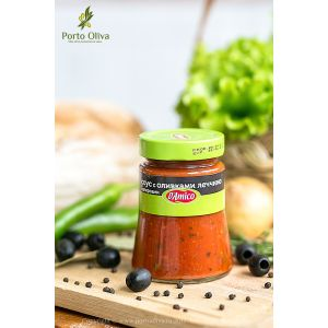 Соус томатный Gaeta с оливками и каперсами D'Amico, 290г